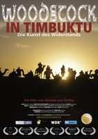 Woodstock in Timbuktu - die Kunst des Widerstands (digital)   Poster