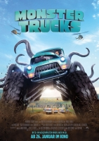 Monster Trucks Trailer und Infos