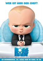 The Boss Baby 3D Trailer und Infos