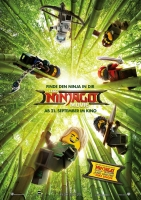 The LEGO Ninjago Movie 3D Trailer und Infos