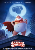 Captain Underpants - Der supertolle erste Film 3D