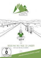 Pedal the World - 18.000 km, 22 countries, 365 days Trailer und Infos
