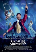 Greatest Showman Trailer und Infos