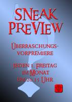 Sneak Preview Trailer und Infos