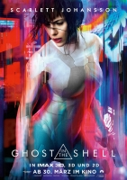 Ghost in the Shell 3D Trailer und Infos