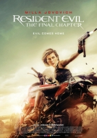 Resident Evil: The Final Chapter 3D Trailer und Infos