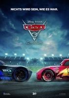 Cars 3 - Evolution 3D Trailer und Infos