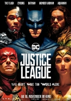 Justice League 3D Trailer und Infos