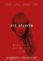 Red Sparrow Trailer und Infos
