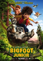 Bigfoot Junior 3D Trailer und Infos