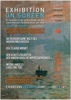 Exhibition on Screen: Ich, Claude Monet Trailer und Infos