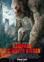 Rampage - Big Meets Bigger 3D Trailer und Infos