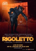 Royal Opera House 2017/18: Rigoletto Trailer und Infos