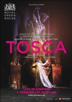 Royal Opera House 2017/18: Tosca Trailer und Infos