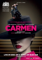 Royal Opera House 2017/18: Carmen Trailer und Infos