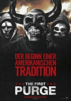 The First Purge Trailer und Infos