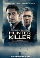 Hunter Killer Trailer und Infos