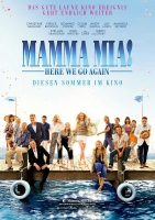Mamma Mia! Here We Go Again Trailer und Infos