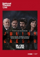 A National Theatre Event: Julius Caesar Trailer und Infos