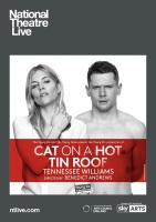 National Theatre Live: Cat On A Hot Tin Roof Trailer und Infos