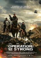 Operation: 12 Strong Trailer und Infos