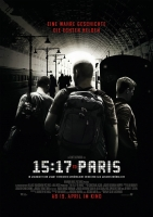 15:17 to Paris Trailer und Infos