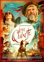 The Man Who Killed Don Quixote Trailer und Infos