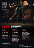 Royal Opera House 2018/19: Pique Dame Trailer und Infos