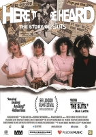 Here to Be Heard - The Story of the Slits Trailer und Infos