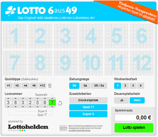 online lotto jetzt legal